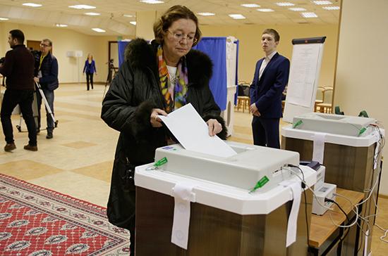 Выборы депутатов Мосгордумы пройдут 8 сентября
