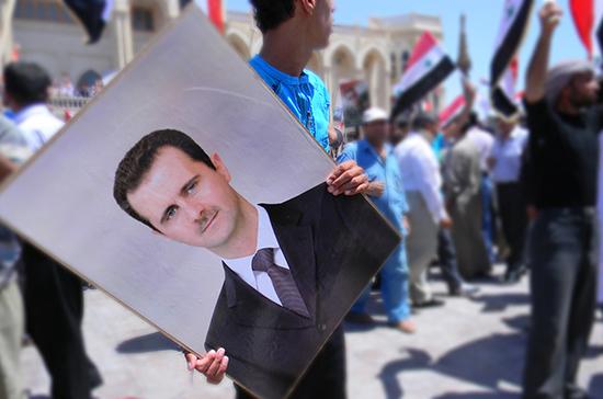 США отказались от требования смены режима в Сирии?