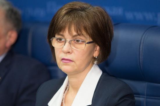 Попова поддержала законопроект о новом виде алиментов на детей