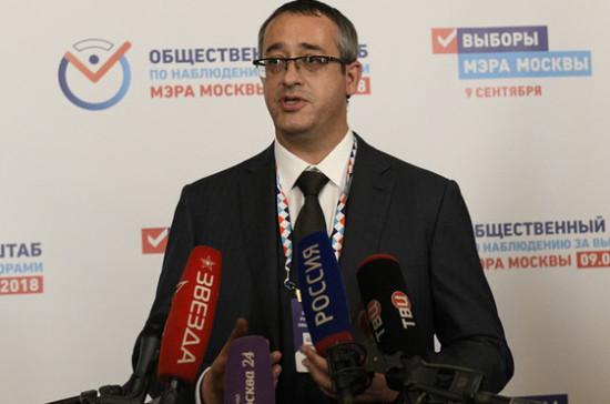 Шапошников рассказал, какие новые технологии используют в своей работе депутаты Мосгордумы