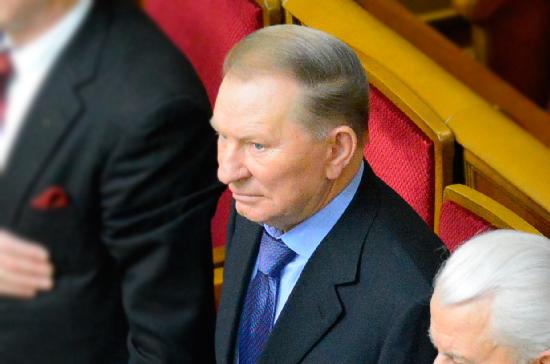 Кучма рассказал о первой конструктивной дискуссии по Донбассу
