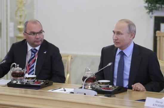 К переговорам нужно привлекать все страны, обладающие ядерным оружием, считает Путин