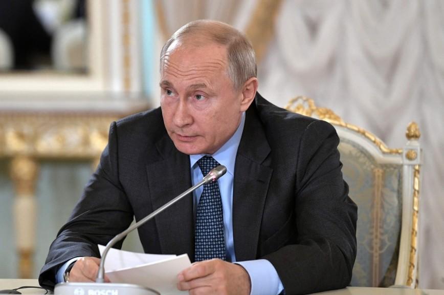 Путин рассказал о повышении темпов роста российской экономики
