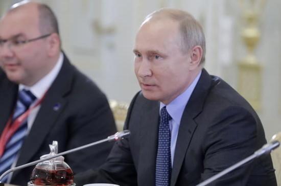 Россия против вмешательства во внутренние дела Венесуэлы, заявил Путин