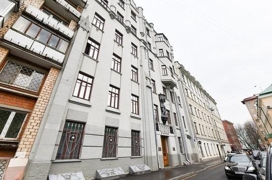 В Петербурге хотят возродить доходные дома