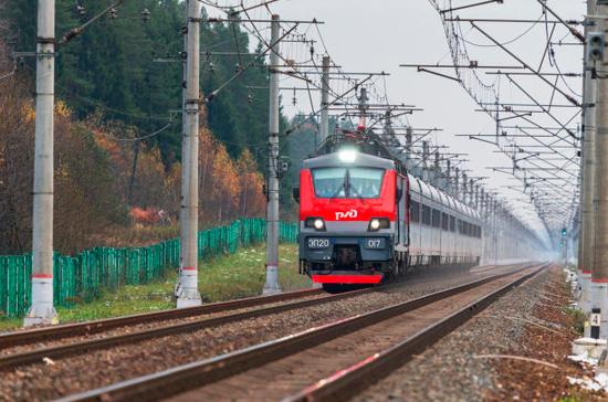 Российские власти в 2019 году выберут для реализации один из проектов ВСМ