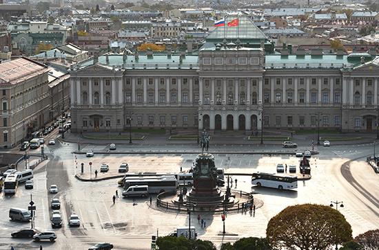 Кабмин поддержал создание транспортно-логистического центра в Санкт-Петербурге
