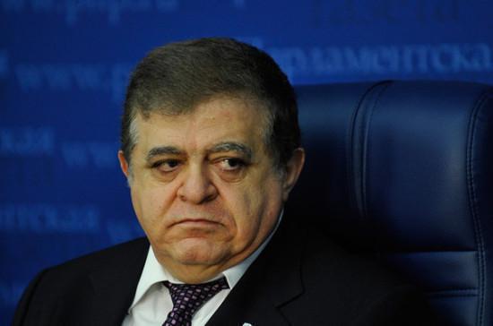 Джабаров: США стоило подумать о проведении референдума в Косове