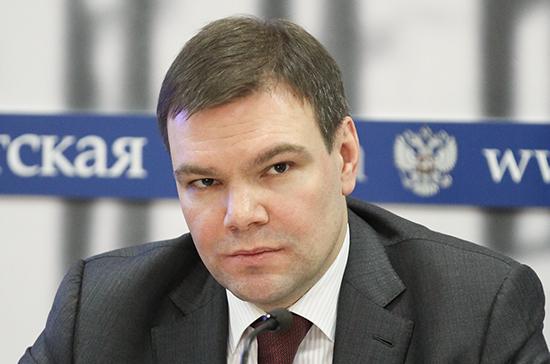 Левин заявил о необходимости поиска форматов сотрудничества России и Microsoft