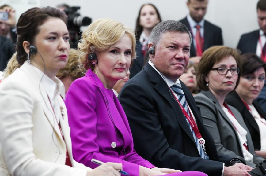 Депутаты Госдумы рассказали о беспрецедентном числе участников ПМЭФ