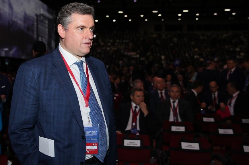 Слуцкий не исключил новых законодательных инициатив после выступления Путина на ПМЭФ