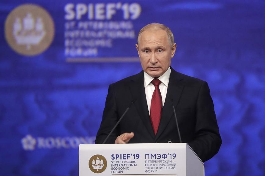 Путин призвал подумать, как обеспечить КНДР безопасность
