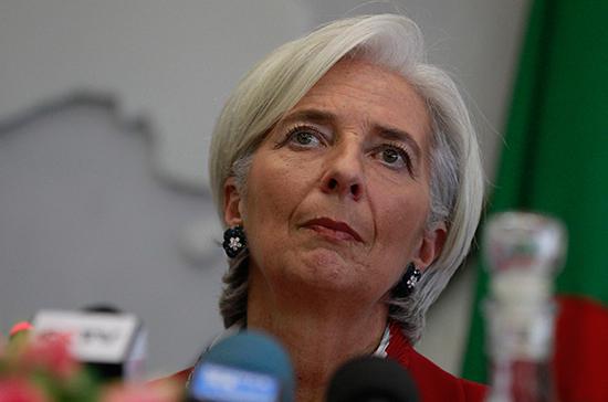 Глава МВФ назвала торговые войны главной угрозой мировой экономике