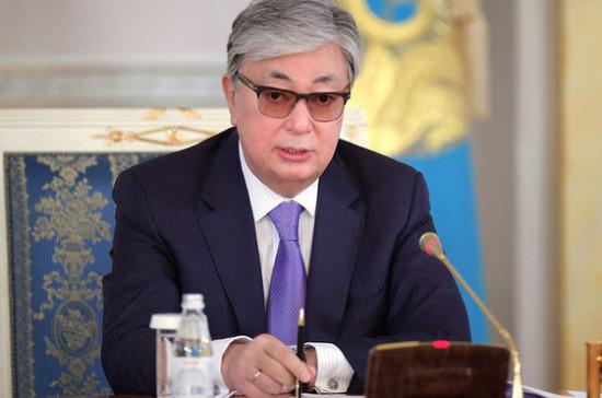 Токаев заверил Путина в продолжении курса Казахстана на сотрудничество с Россией