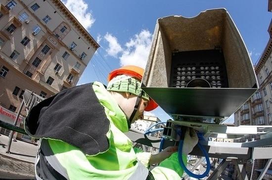 Дорожные камеры могут приравнять к светофорам