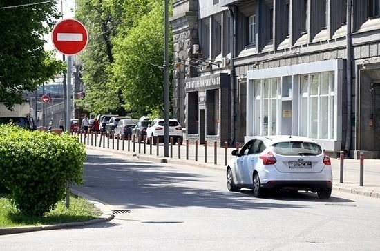 На двух улицах Новосибирска введут одностороннее движение