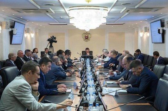 Представители Рязанской области рассказали в Совфеде о мерах поддержки НКО в регионе
