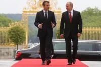 Франция призвала Европу к восстановлению отношений с Россией