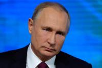 Путин рассмотрит ходатайство об увольнении генералов МВД из-за «дела Голунова»