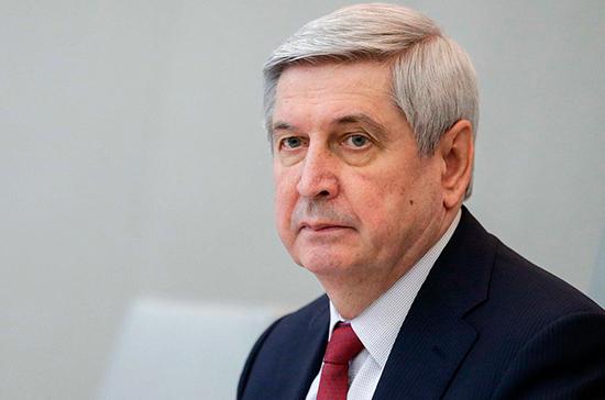 Мельников рассказал о направлениях развития взаимодействия между парламентами России и Белоруссии