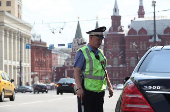 МВД предложило изменить правила освидетельствования водителей