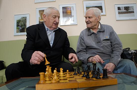 Размер платы за дом престарелых предлагают привязать к величине прожиточного минимума пенсионера