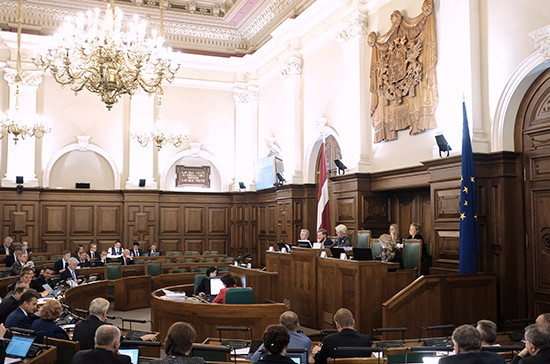 Сейм Латвии отказался рассматривать инициативу о компенсации еврейской общине потерянного имущества