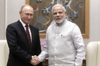 Моди предложил провести встречу Россия — Индия — Китай на полях G20