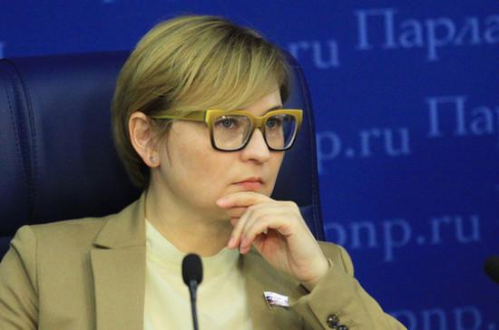 Бокова: нацстратегию по созданию искусственного интеллекта нужно подкрепить законодательно
