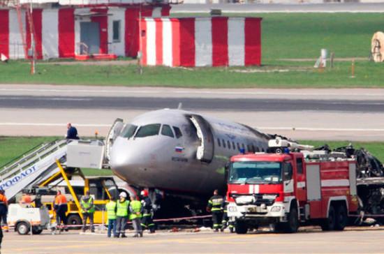 МАК опубликовал предварительный отчёт по катастрофе SSJ100