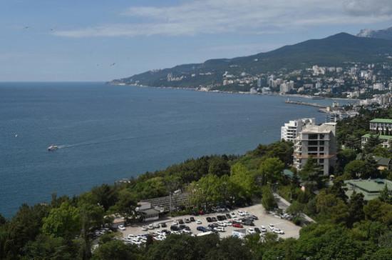 Более 100 тысяч иностранцев посетили Крым с начала года