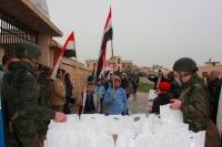 Минобороны РФ рассказало о ситуации в Сирии