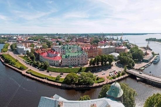 В Выборге прошла реконструкция освобождения города в 1944 году