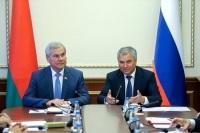 Россия и Белоруссия расширят форматы сотрудничества