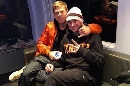 Кокорина и Мамаева этапируют в колонию поездом