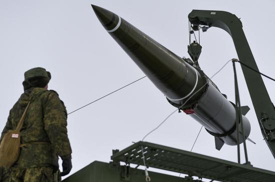 Госдума приняла закон о приостановлении действия ДРСМД
