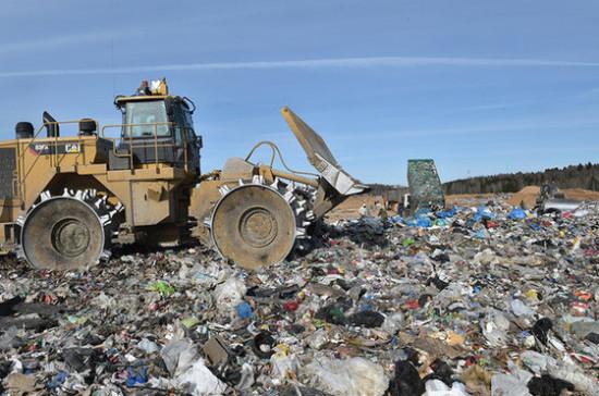 Региональных операторов коммунальных отходов могут освободить от НДС