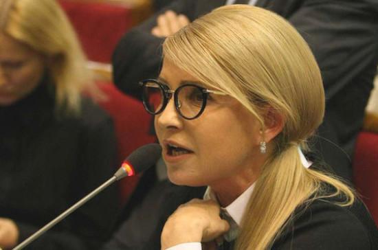 Эксперт связал заявление Тимошенко о газовой конкуренции с Россией с предвыборной агитацией