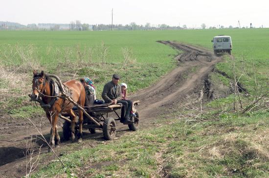 Регионы поддерживают идею разработки нацпроекта по развитию села, сообщили в Минэкономразвития