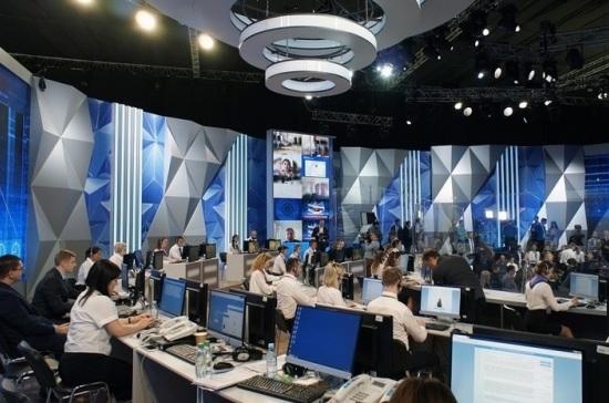 Кол-центр «Прямой линии» с президентом подвергся DDoS-атаке