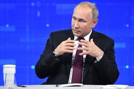 Путин рассказал, когда в России наладится жизнь