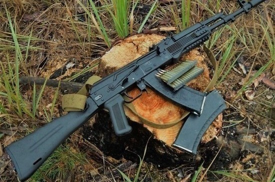 В России могут изменить правила владения оружием