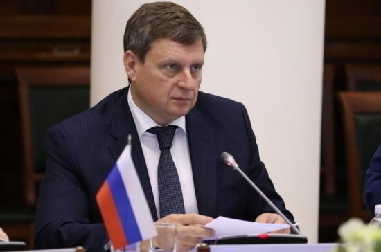 Епишин призвал ускорить разработку изменений для развития новых форм государственно-частного партнёрства