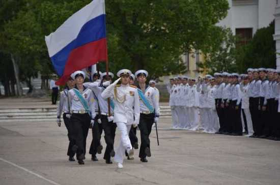 Нахимовское училище в Севастополе выпустит 140 офицеров в этом году