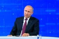 Путин: главным условием роста уровня жизни является повышение производительности труда