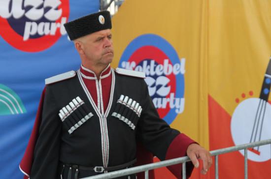 В Госдуму внесли законопроект о правовом регулировании госслужбы казачества