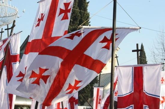 При разгоне протестов в Тбилиси пострадали более 50 человек