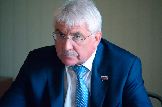 В Госдуме прокомментировали заявление президента Чехии о санкциях