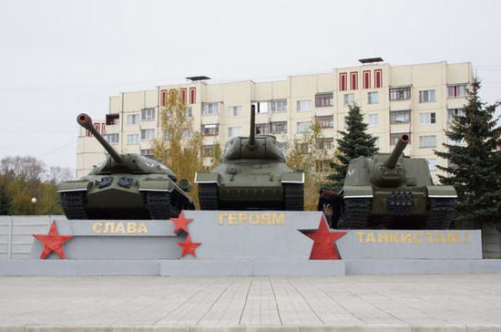 Гвардейской Краснознаменной танковой Кантемировской дивизии исполнилось 77 лет