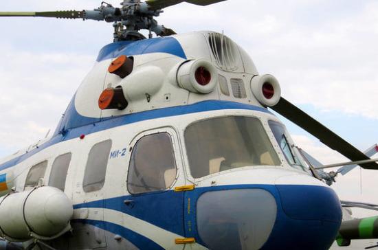 За техсостояние упавшего на Кубани вертолёта отвечал пилот, заявил владелец